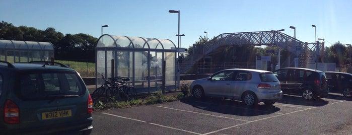 Bekesbourne Railway Station (BKS) is one of Train stations.