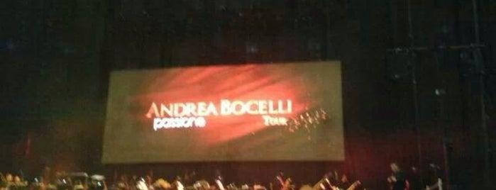 Ülker Sports Arena Andrea Bocelli Konseri is one of Favoriler.