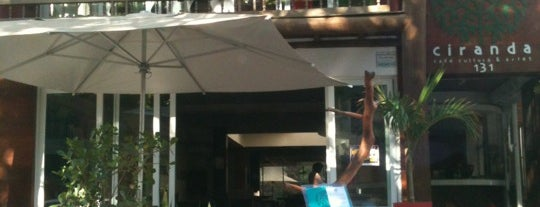 Ciranda Café is one of Salvador.