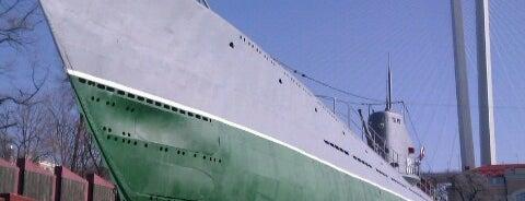 Подводная лодка С-56 / Memorial Submarine S-56 Museum is one of Must-visit in Vladivostok, Russia.
