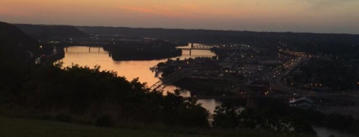 Emerald View Park is one of PghToDo.