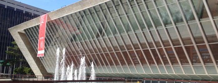 Biblioteca EPM is one of Medellín.