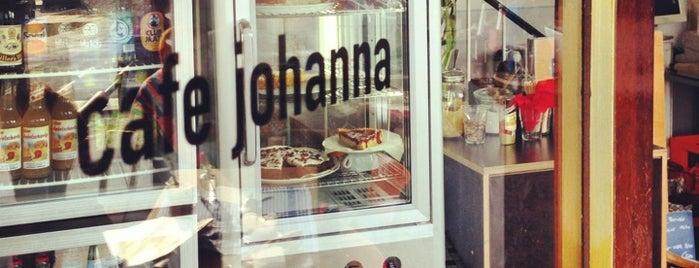 Café Johanna is one of HAM × Eat × Drink.
