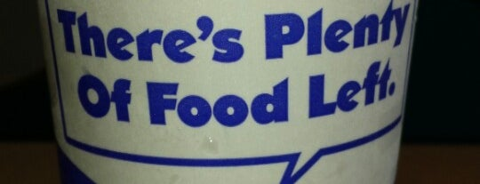 Long John Silver's is one of Food.