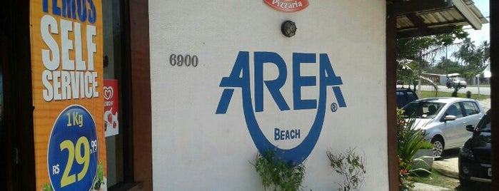 Area Beach is one of Porto Seguro, Brazil.
