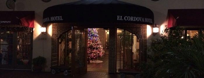 El Cordova Hotel Coronado Island is one of Comic-Con International 2015.