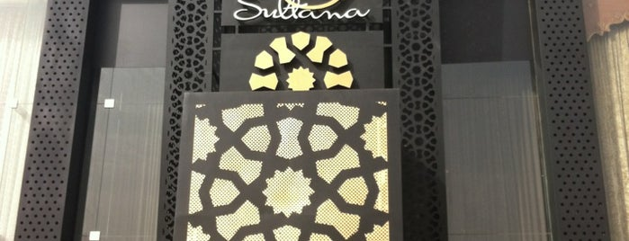 Sultana is one of Riyadh.