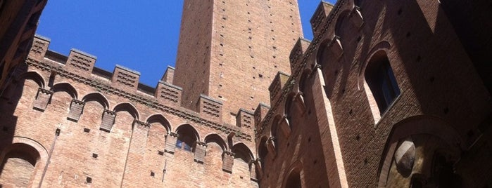 Museo Civico Palazzo di Città, Siena is one of THE BEST 10 PLACES IN SIENA DO NOT MISS.