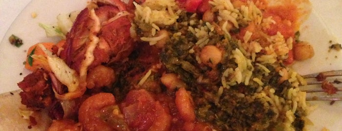 Nirvana Indian Cuisine is one of Offbeat's favorite New Orleans restaurants.