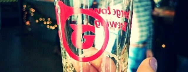 Georgetown Brewing Company is one of Seattle To-Do's.