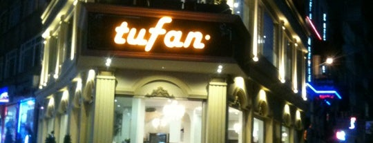 Tufan Cafe & Bistro is one of trabzon.