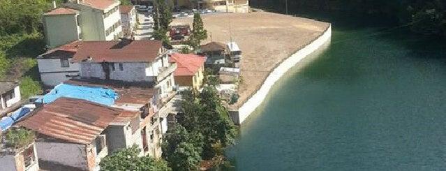 Hemşin is one of Karadeniz.