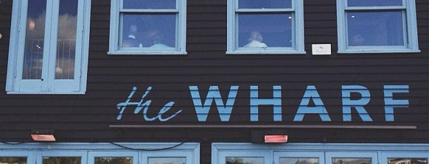 The Wharf is one of London Restaurants.