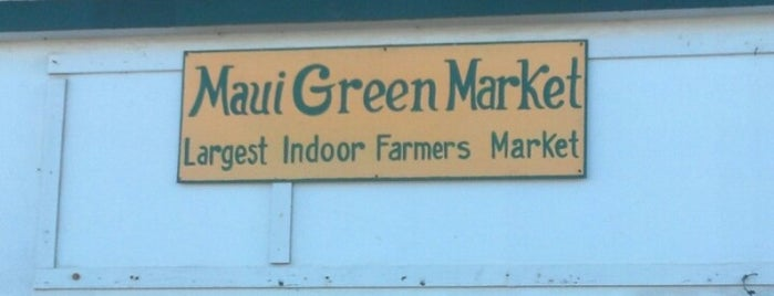 Green Dragon Farmers Market is one of Molokai Cowgirls - Horses in Hawaii.
