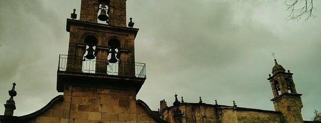Igrexa da Nosa Señora do Portal is one of Best of Ourense ❤.