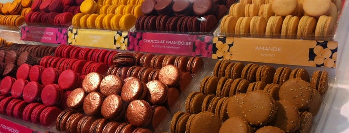 Fauchon – L'Épicerie is one of Paris.