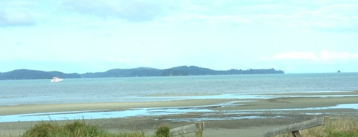 Snells Beach is one of Been there.