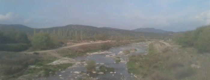 Behramkale Köprüsü is one of Assos.