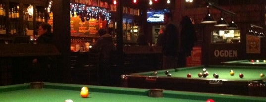 Blue Moon Tavern & Grill is one of McMenamin's.