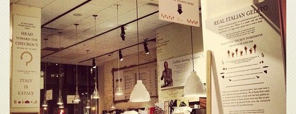 Gelateria @ Eataly is one of Rob's NYC Eats & Sleeps.