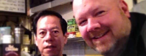 Rupert Jee's Hello Deli is one of Rob's NYC Eats & Sleeps.