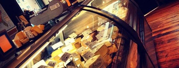 Beecher's Handmade Cheese is one of Rob's NYC Eats & Sleeps.