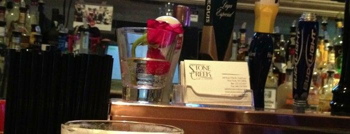 Stone Creek Bar and Lounge is one of Rob's NYC Eats & Sleeps.