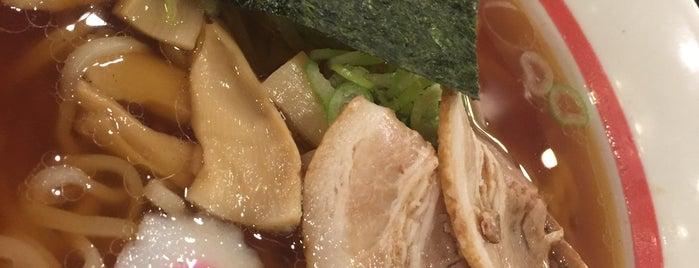 幸楽苑 岡崎伊賀店 is one of ラーメン同好会・三河支部.