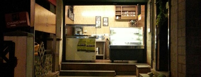Java City is one of Bangalore Cafes.