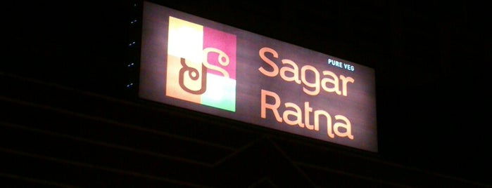 Sagar Ratna is one of Must-visit Indian Restaurants in New Delhi.
