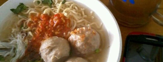Bakso SARIROSO ABC is one of Kuliner.