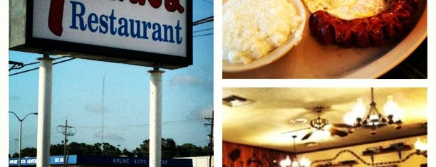 Frank's Restaurant is one of BR eats.