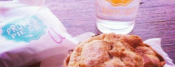 Proper Pie Co. is one of RVA Best Food Spots.