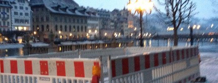 Jesuitenplatz is one of Discover Lucerne.