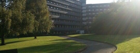 Université Libre de Bruxelles - Campus de la Plaine (ULB) is one of Brussels Spots #4sqCities.