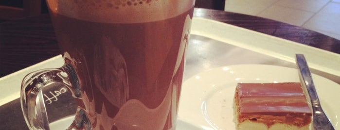 Costa Coffee is one of Places I Frequent.