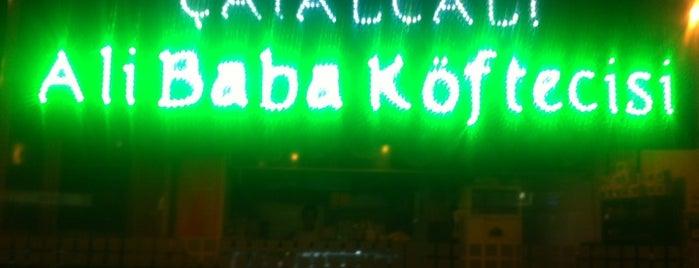 Çatalcalı Ali Baba Koftecisi is one of Istanbul.