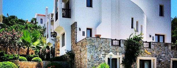 Marphe Hotel Suites & Villas is one of muğla 14.
