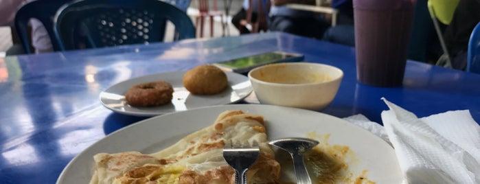 Saujana Cafe is one of Cafe & Kopitiam.