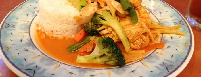 Thai Food In Georgetown Seattle