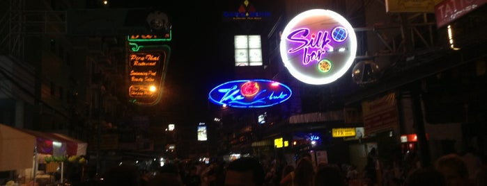 The Club is one of All Bars & Clubs: TalkBangkok.com.