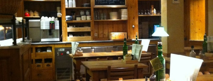 Le Pain Quotidien is one of I been here !.