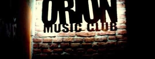 Music Club Orion is one of můj seznam míst.