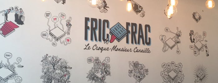 Fric Frac is one of Paris.