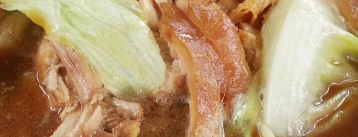 金得好味肉骨茶 is one of Yeh's Fav Food!! ^o^.
