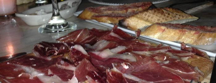 Jamon J. Jamon is one of Condesa-Roma.