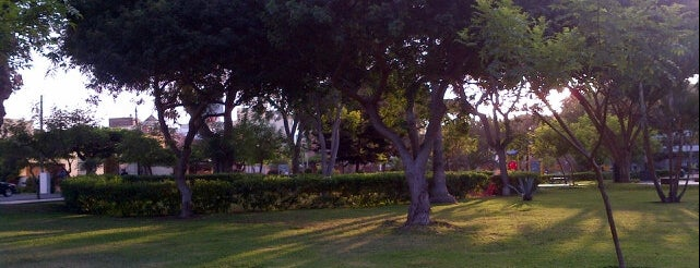 Parque Leoncio Prado is one of Parques.