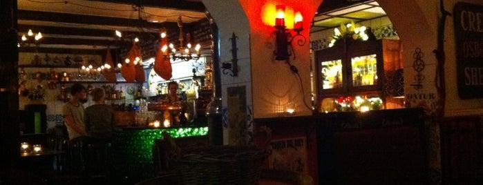 Los Cojones is one of Helsinki's Best Bars.