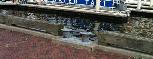 Water Taxi Landing 11 - Fells Point is one of The Great Outdoors.