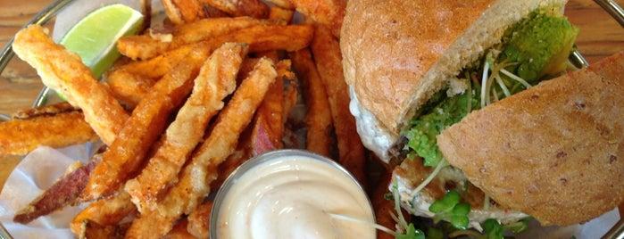 M Café is one of Good LA Food.